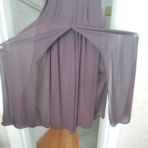 Cache size 4 double sheer pants